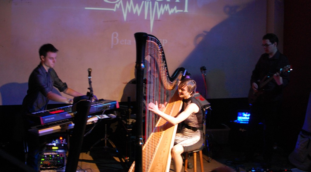 Performing with Limbic System at The Good Ship, London