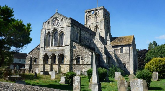 St Mary de Haura in Shoreham-by-sea, concert at 7:30 on 03/04/15