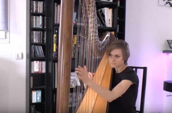 game of thrones harp