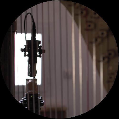 harp-recording