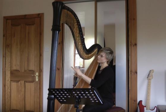 alexandra king harp